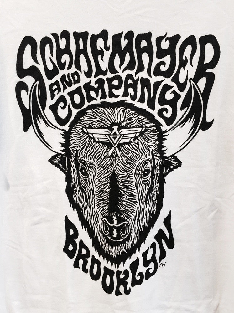 Brooklyn Bison Tee