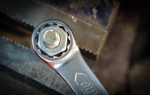 SUPER TECH COMBINATION WRENCH (INDIVIDUAL)