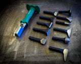 INTERCHANGEABLE BUMPING TOOLS