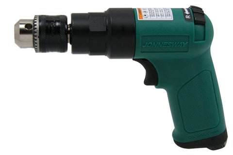 "3/8"" COMP. HEAVY DUTY REV AIR DRILL"