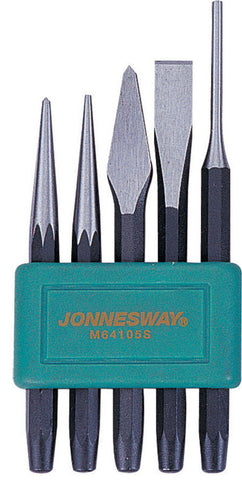 5PCS CHISEL-PUNCH SET