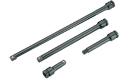 "4 PIECE 1/2"" DRIVE IMPACT EXTENSION BAR SET"