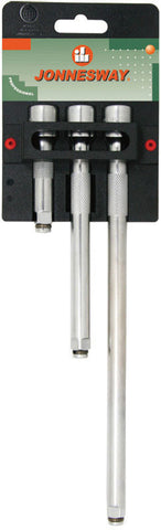 "3 PIECE 1/2"" DRIVE MAGNETIC EXTENSION BAR"