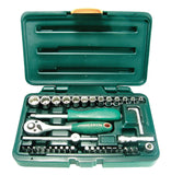 "41 PIECE 1/4""DR. SUPER TECH SOCKET SET"