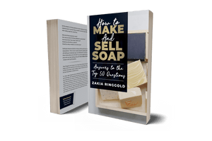 How to Make and Sell Soap Book