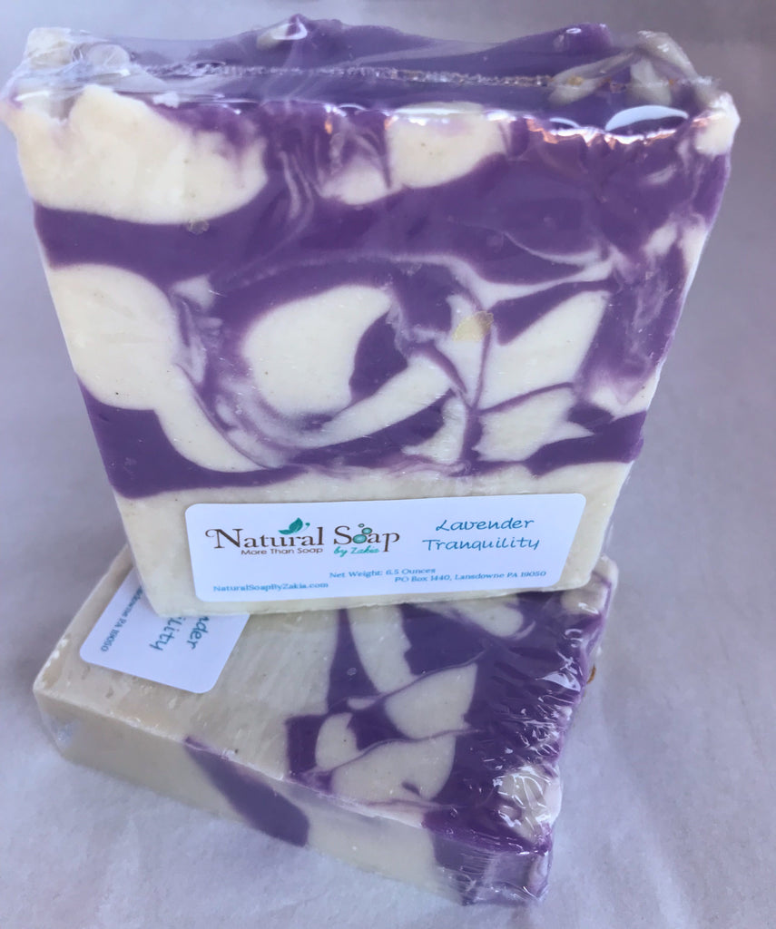 Lavender Tranquility Soap