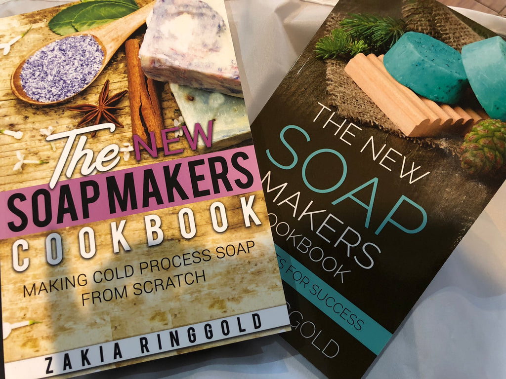 The New Soap Makers Cookbook Bundle