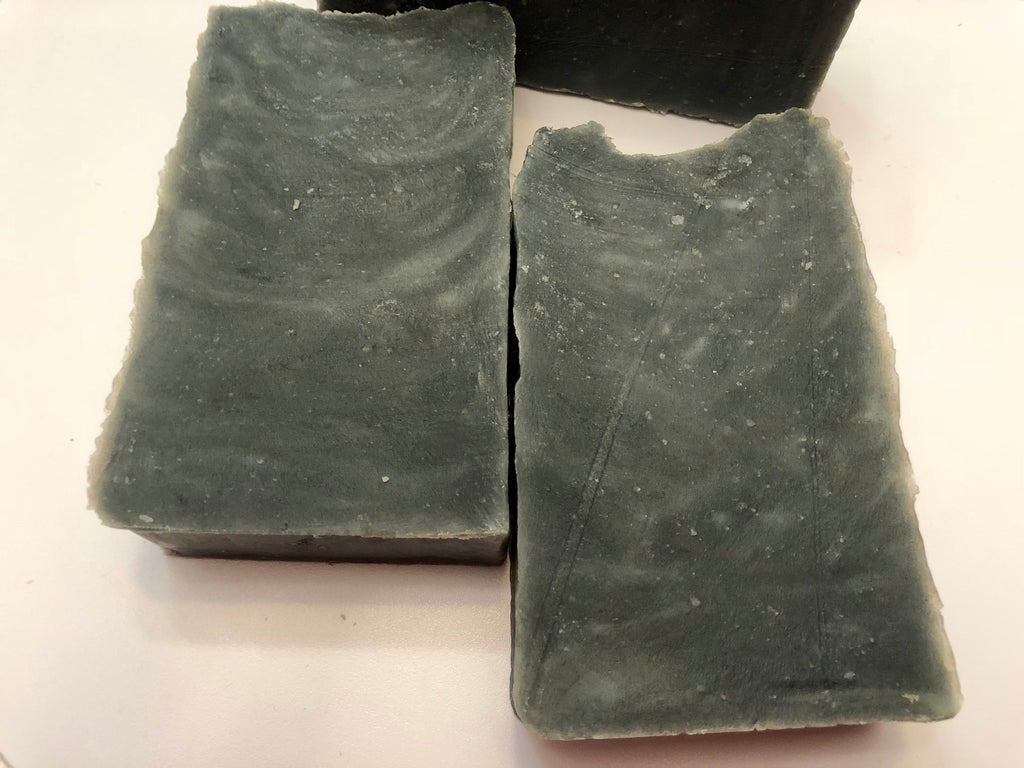 Charcoal and Tea Tree Oil Soap