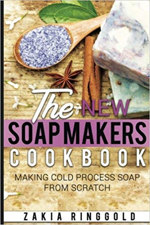 How to Make Cold Process Soap Book