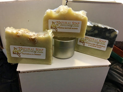 Natural Soap Set