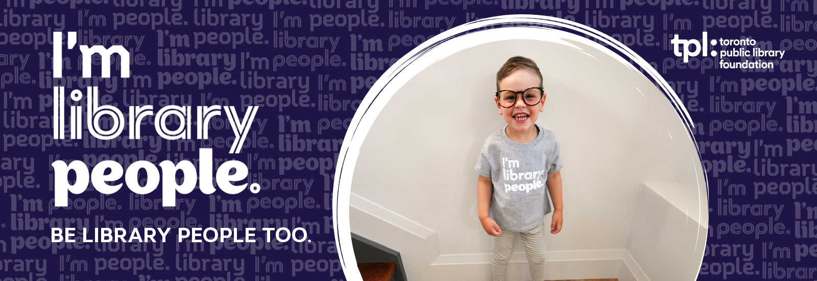 I'm Library People Merchandise