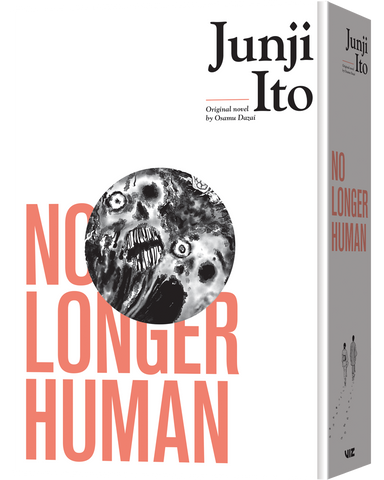 No Longer Human, by Junji Ito (Hardcover)