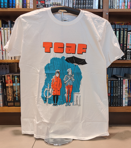 TCAF Shirt by Hartley Lin