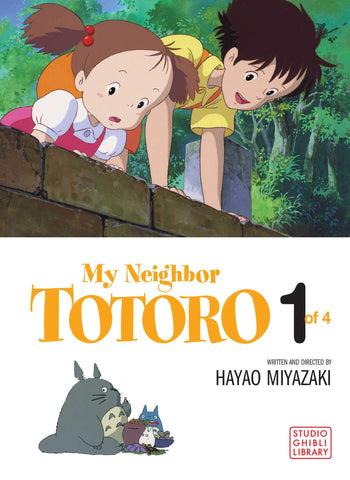 MY NEIGHBOR TOTORO VOL 01