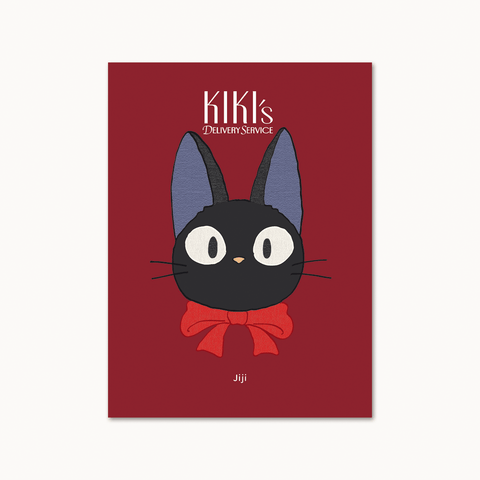 KIKIS DELIVERY SERVICE JIJI PLUSH JOURNAL