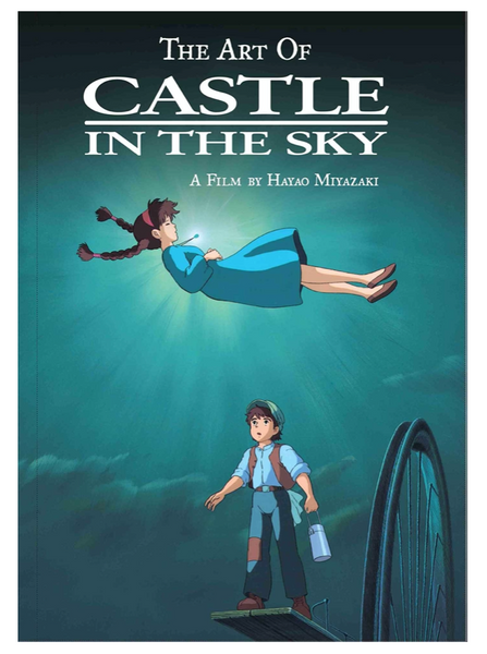ART OF CASTLE IN THE SKY