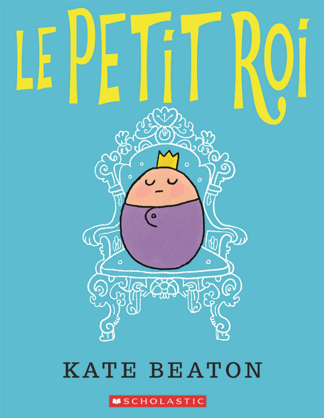 Le Petit Roi - French Edition