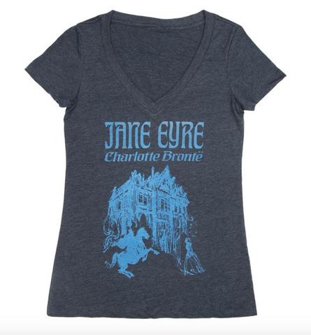 Jane Eyre T-Shirt (Fitted)