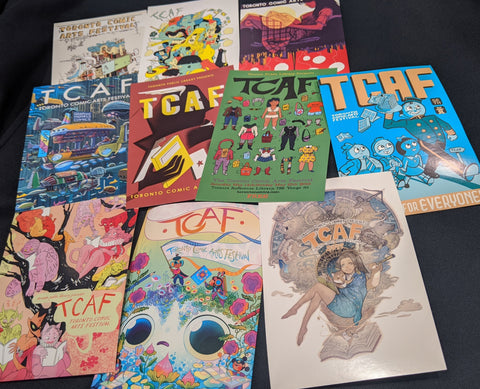 TCAF Postcard Set #2 (10 Cards)