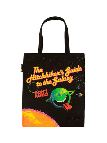 Hitchhiker's Guide to the Galaxy Tote