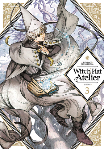 Witch Hat Atelier Volume 3 by Kamome Shirahama