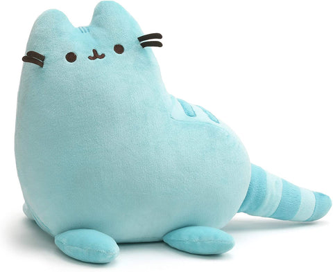 "Pusheen Plush Blue Pusheenosaurus (9"")"