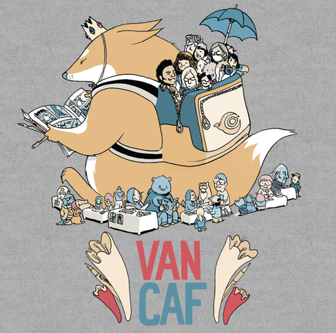 VANCAF 2017 T-Shirt, featuring Brandon Graham