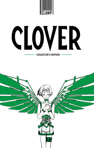 Clover Collector's Edition by CLAMP