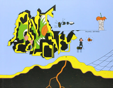 Ant Colony by Michael DeForge