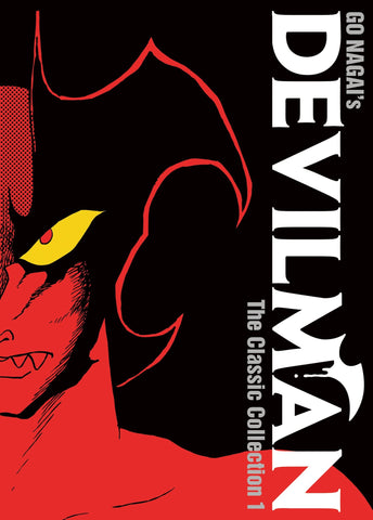 Devilman: The Classic Collection Volume 1 by Go Nagai