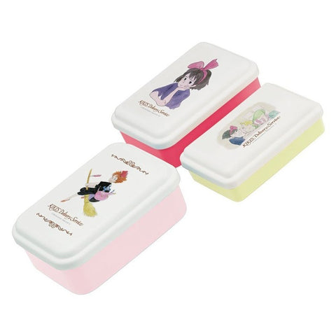 KIKI'S DELIVERY SERVICE STACKABLE BENTO BOXES