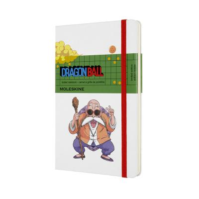 Dragon Ball Dotted Notebook - Master Roshi