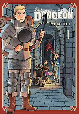 Delicious in Dungeon vol. 1 by Ryoko Kui