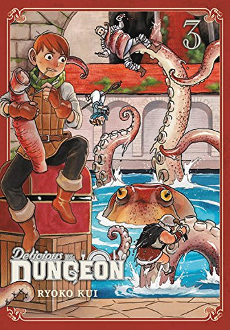Delicious in Dungeon vol. 3 by Ryoko Kui