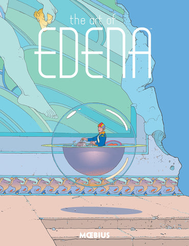 Moebius Library: The Art of Edena Hardcover