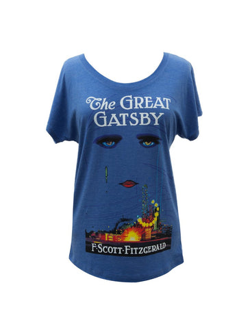 The Great Gatsby Fitted Relaxed T-Shirt
