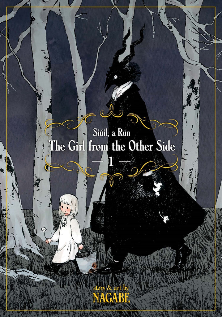The Girl From the Other Side, Vol 1, by Nagame