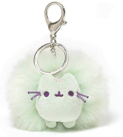 "Pusheen Pastel Plush Keychain Assorted Colours (3"")"