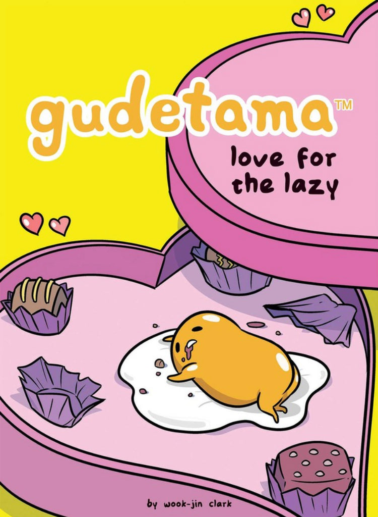 Gudetama Love for the Lazy (Hardcover)