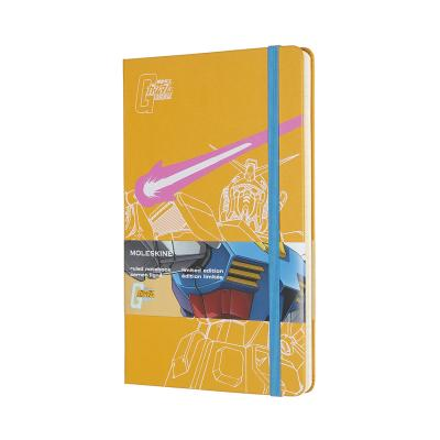 Gundam Large Ruled Notebook