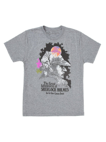Great Adventures of Sherlock Holmes Unisex T-Shirt