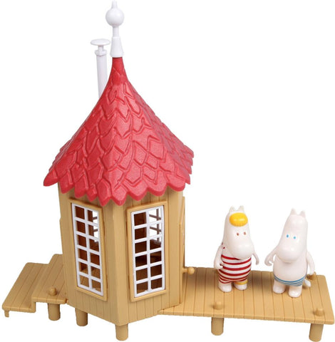 Moomin Bath House Figure