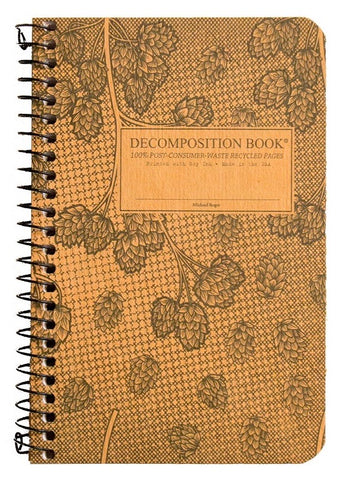 Cascade Hops Decomposition Book (Pocket Sized!)