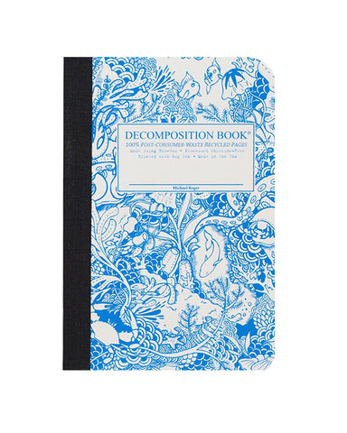 Under the Sea Decomposition Book (Pocket sized!!)