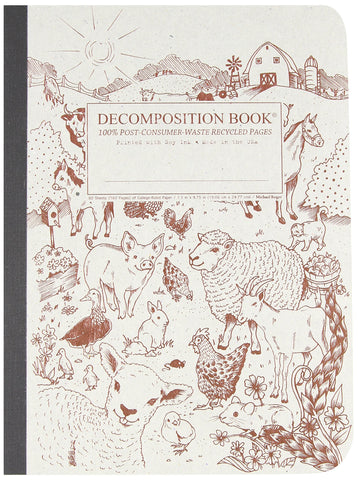 Barnyard Decomposition Book