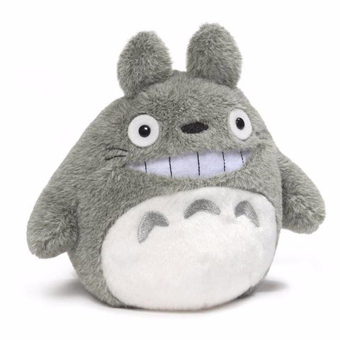 TOTORO FLUFFY SMILING