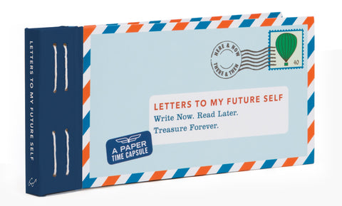 Letters to My Future Self: A Paper Time Capsule