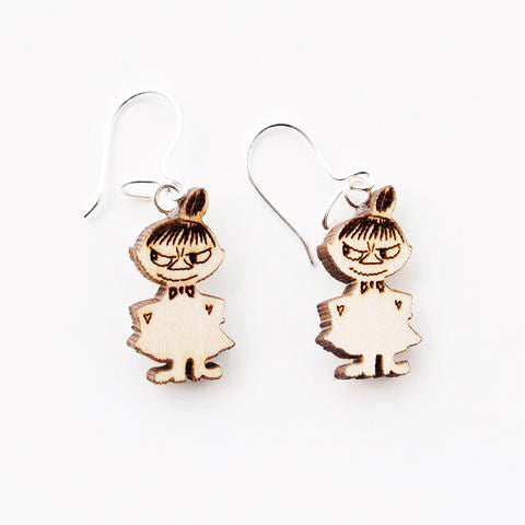 Moomin Showroom - Little My Earrings