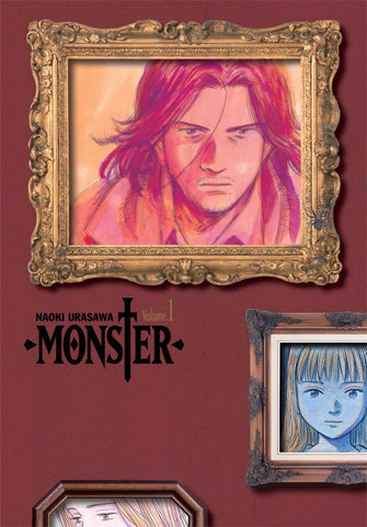 Monster: The Perfect Edition, Vol. 1 by Naoki Urasawa
