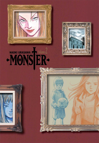 Monster: The Perfect Edition, Vol. 2 by Naoki Urasawa